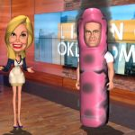 """Mitch English (Living Oklahoma) - """"You're A Wiener!"""""""
